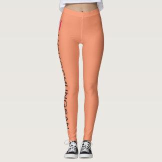 Kokoshungsan Leggings, orange Leggings