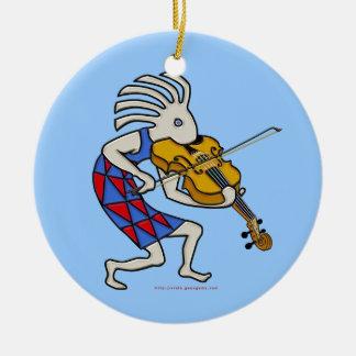 Kokovioli Christmas Ornament