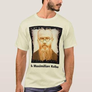 Kolbe, St. Maximilian Kolbe T-Shirt