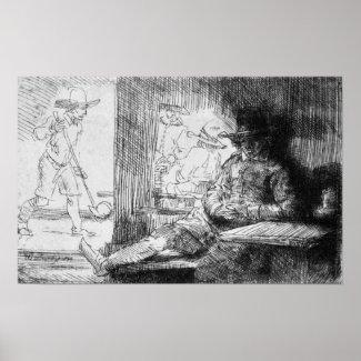 Kolf game, 1654