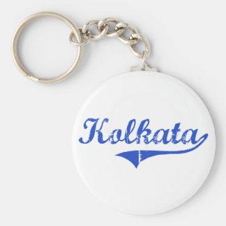 Kolkata City Classic Keychain