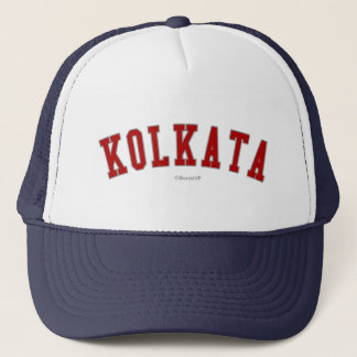 Kolkata Trucker Hat