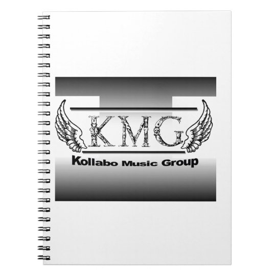 KOLLABO NOTEBOOK (80 PAGES B&W)
