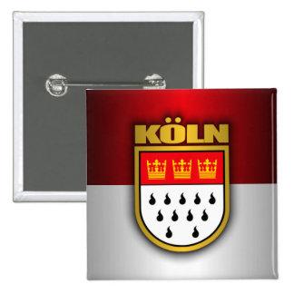 Koln (Cologne) 15 Cm Square Badge