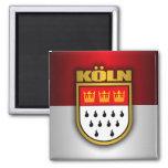 Koln (Cologne) Fridge Magnet