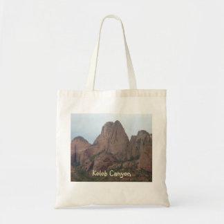 Kolob Canyon Budget Tote Bag