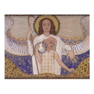 Koloman Moser- Steinhof Church Postcard
