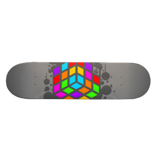 Kolor Block Skate Decks