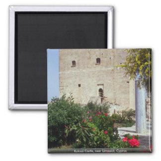 Kolossi Castle, near Limassol, Cyprus Magnet
