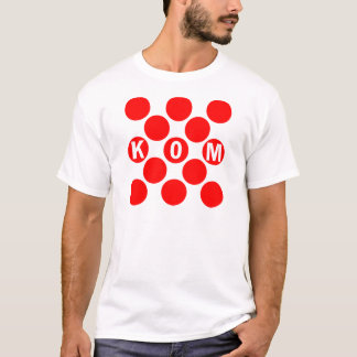 KOM Red Dots T-Shirt