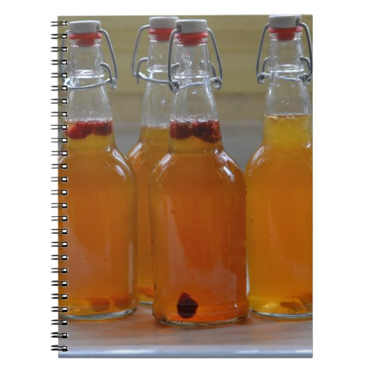 Kombucha Notebook