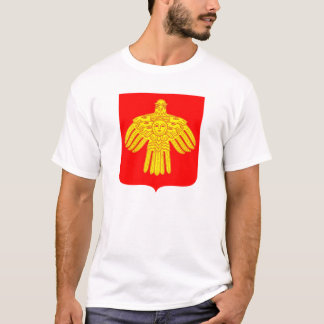 Komi Republic Official Coat Of Arms Heraldry T-Shirt