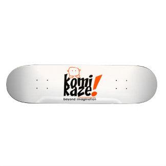 Komikaze Sk8r Skateboard Deck