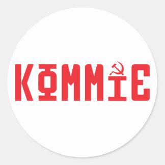 kommielogo2 sticker
