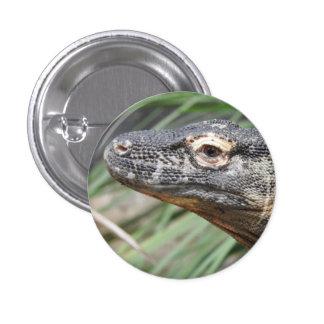 Komodo Dragon Badge