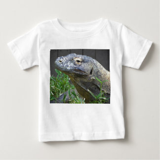 Komodo Dragon Close Up Baby T-Shirt