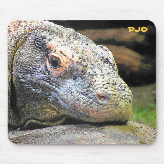 Komodo Dragon Mouse Mat