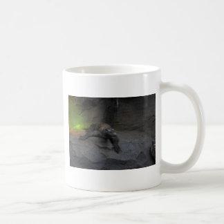 Komodo Dragon Basic White Mug