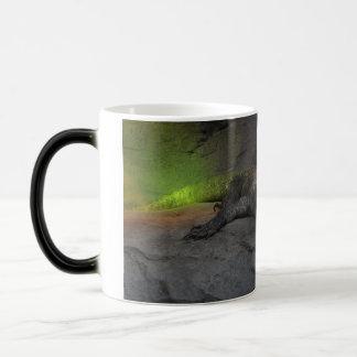 Komodo Dragon Morphing Mug