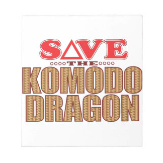 Komodo Dragon Save Notepad