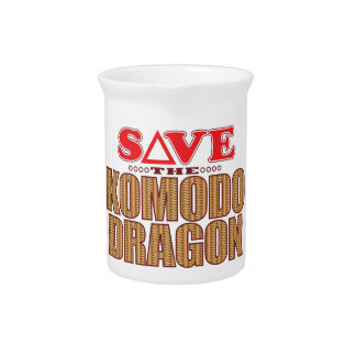 Komodo Dragon Save Pitcher