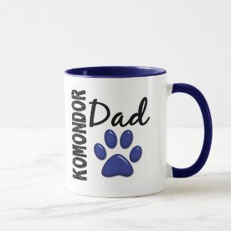 Komondor Dad 2 Mug