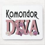 Komondor DIVA Mousepad