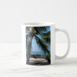 Kona, Palm Coffee Mug