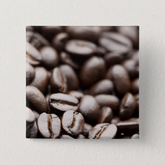 Kona Purple Mountain organic coffee beans 15 Cm Square Badge