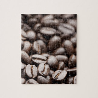 Kona Purple Mountain organic coffee beans Jigsaw Puzzle