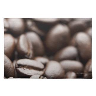 Kona Purple Mountain organic coffee beans Placemat
