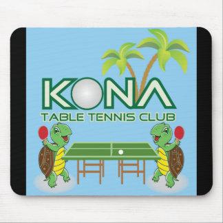 Kona Table Tennis Club Mouse Pad