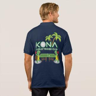 Kona Table Tennis Club Polo Shirt