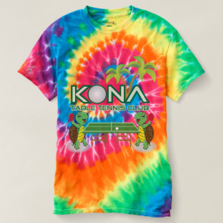 Kona Table Tennis Club T-Shirt
