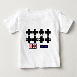 Konami Contra Code Baby T-Shirt
