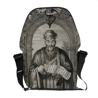 Kong-Fu-Tse, or Confucius, the Most Celebrated Phi Courier Bags