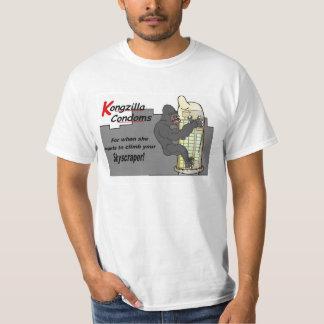 Kongzilla Condoms T-Shirt