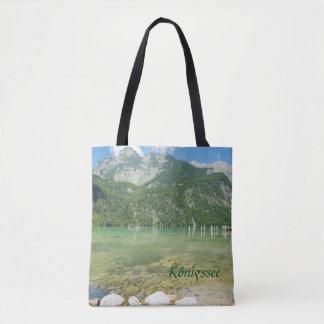 Königssee Lake Tote Bag