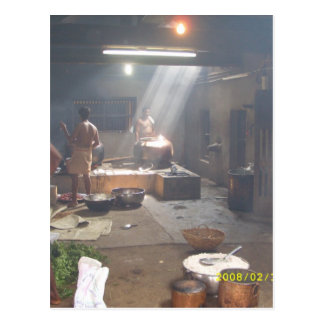Konkani cooking postcards