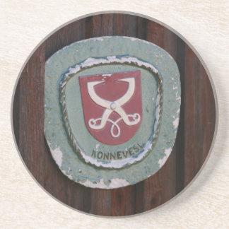 Konnevesi Door Plate coaster