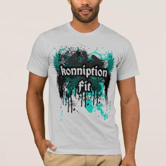 """Konniption Fit """"Regal Majestic"""" Color Tee"""