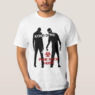 Konr Dare Zombie Shirt