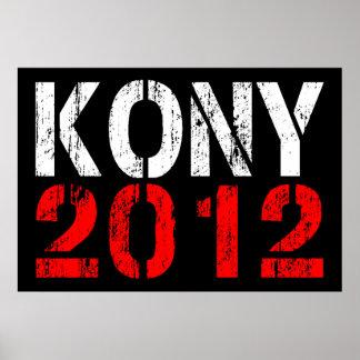 KONY 2012 LARGE POSTER