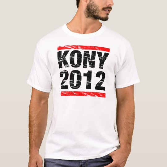 Kony 2012 Movement T-Shirt