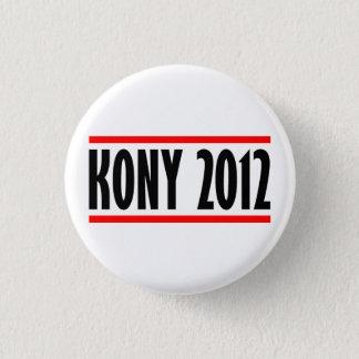 Kony 2012 Stop Joseph Kony Banner 3 Cm Round Badge