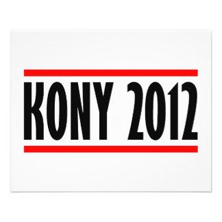 Kony 2012 Stop Joseph Kony Banner Custom Flyer