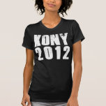 Kony 2012 Stop Joseph Kony Tee Shirt