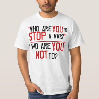Kony 2012 Stop War T-Shirt