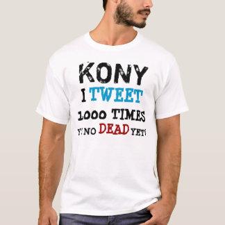 Kony 2012 - y u no dead T-Shirt