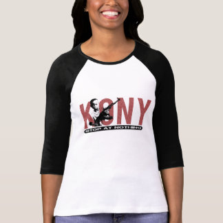 KONY - Stop at Nothing. Child Soldier T-Shirt